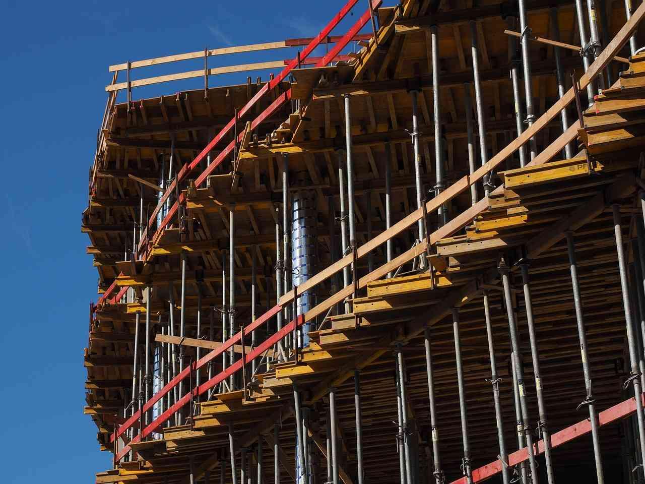 Nueva construcción de viviendas