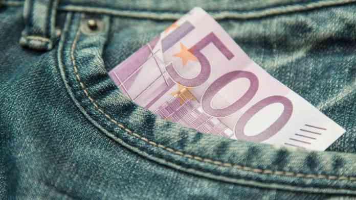 adios billetes de 500 euros