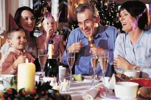 cena-navidad-familiar
