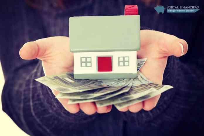 dinero de hipoteca
