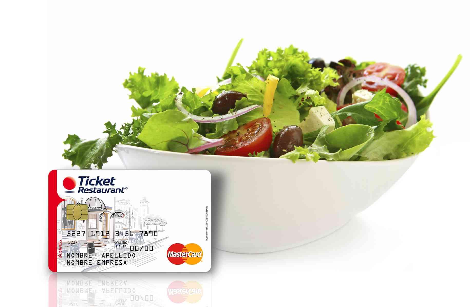 tarjeta ticket restaurant