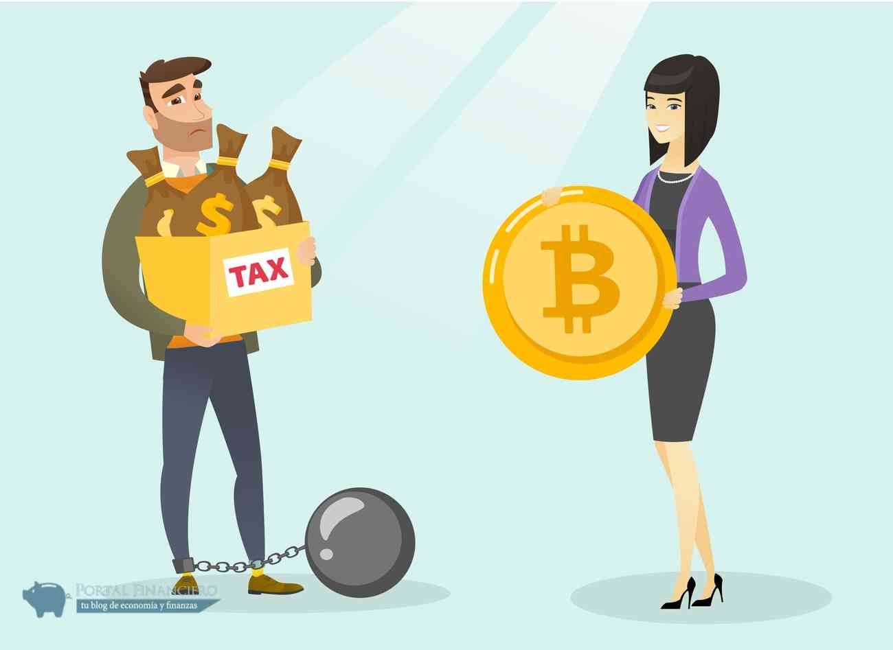 impuestos de criptomonedas bitcoin