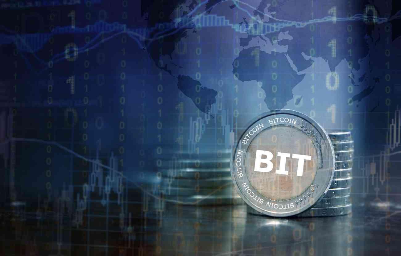 monedas bitcoins