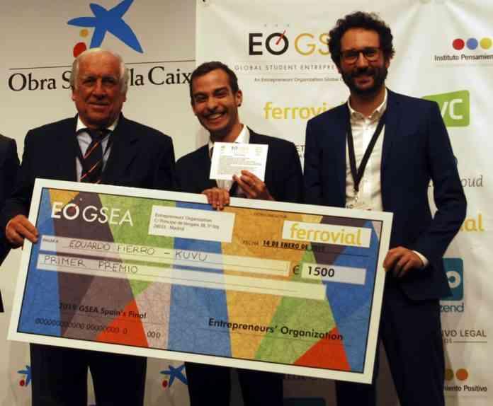 entrega primer premio gsea 2019