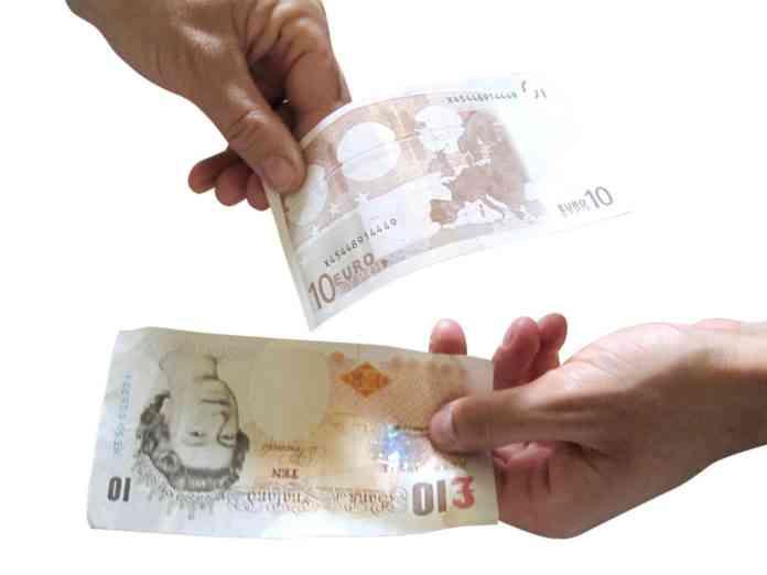 cambiar divisas