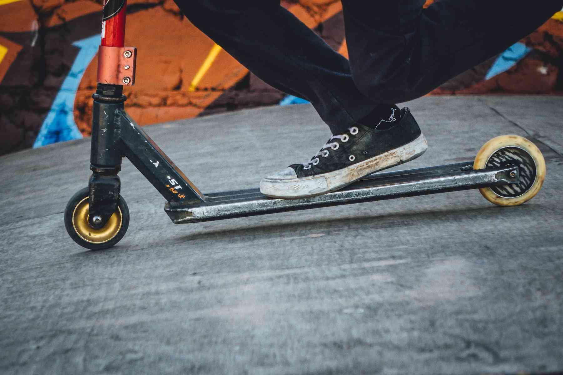 patinete electrico ciudad