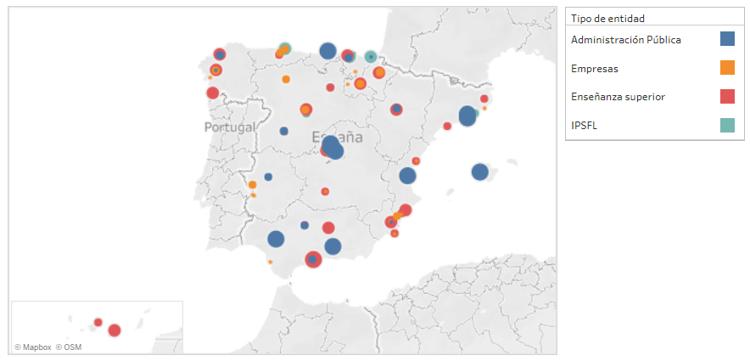 mapa ia espana