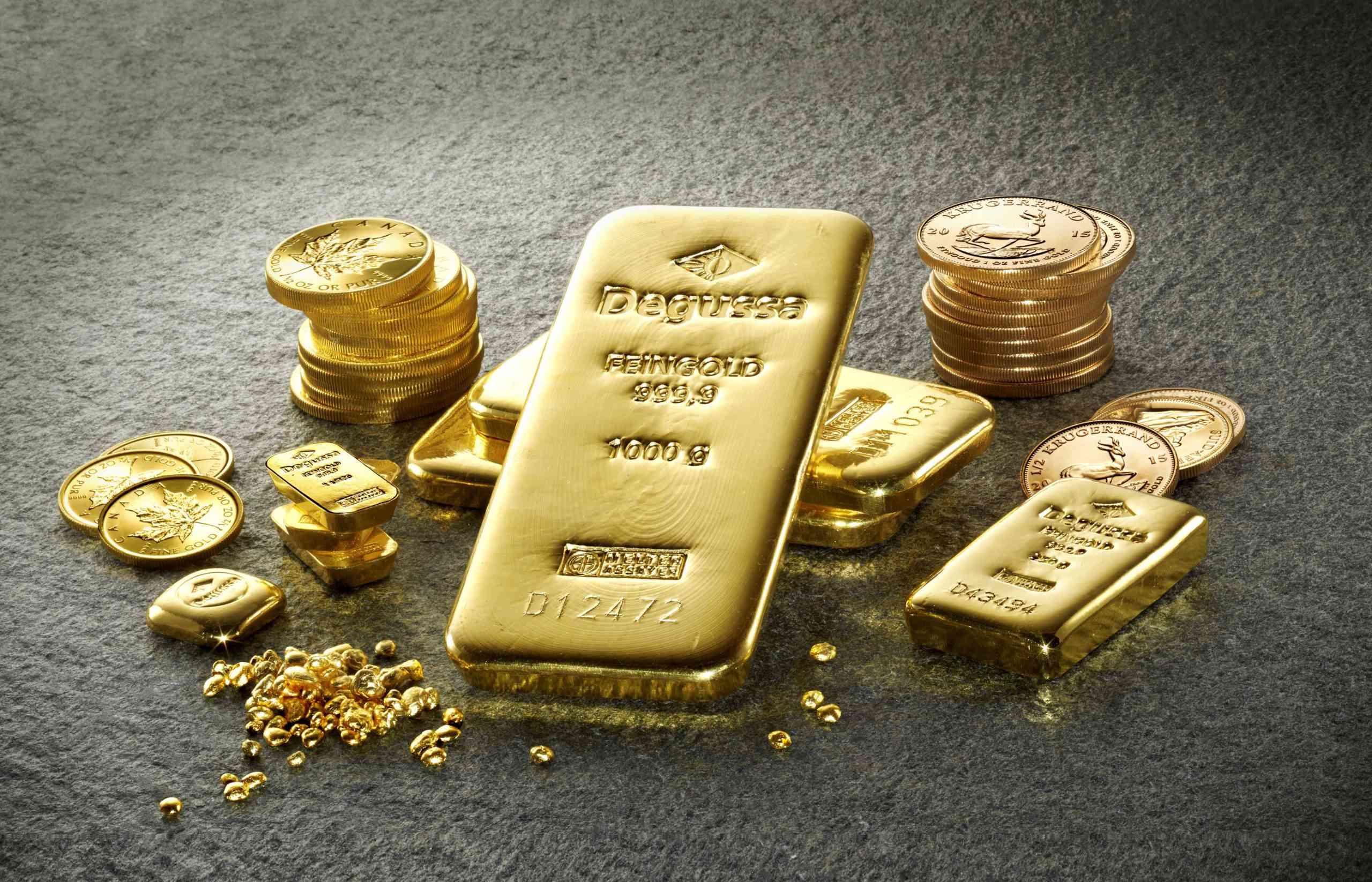 Vuelven a abrir las tres principales refinerías suizas de oro tras el parón por el COVID-19