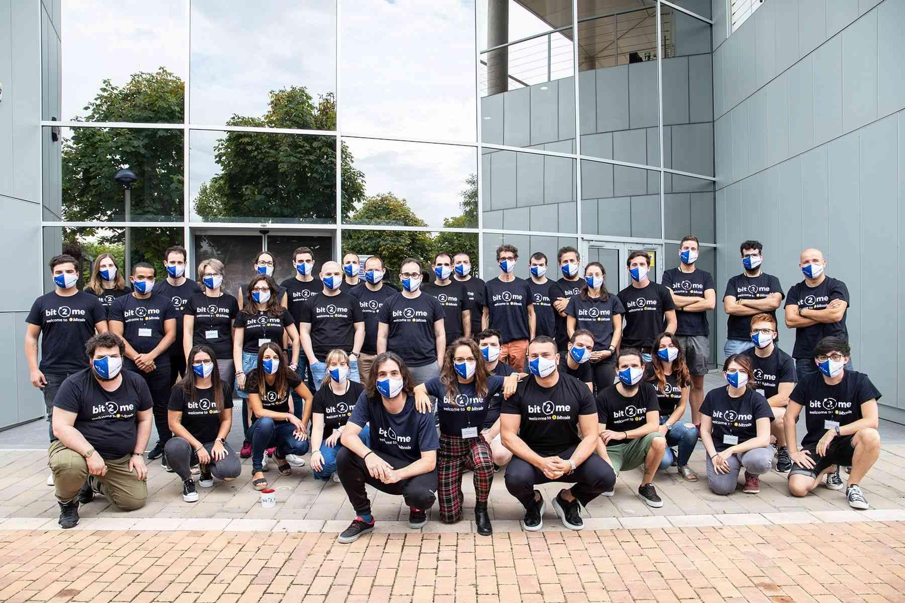 Bit2Me, una plataforma de criptomonedas, cierra una ronda de financiación de 1 millón de euros