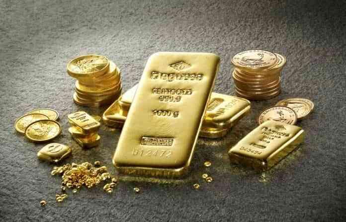 oro y bitcoins para invertir
