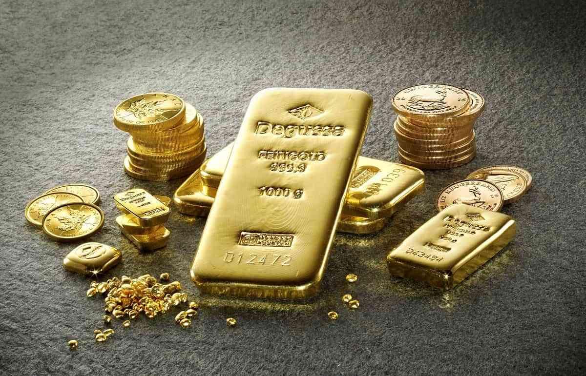 Bitcoins y oro, dos inversiones que se complementan